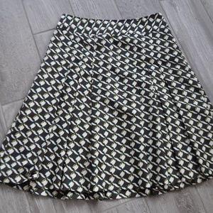 Vintage Lautreamont A-line Skirt